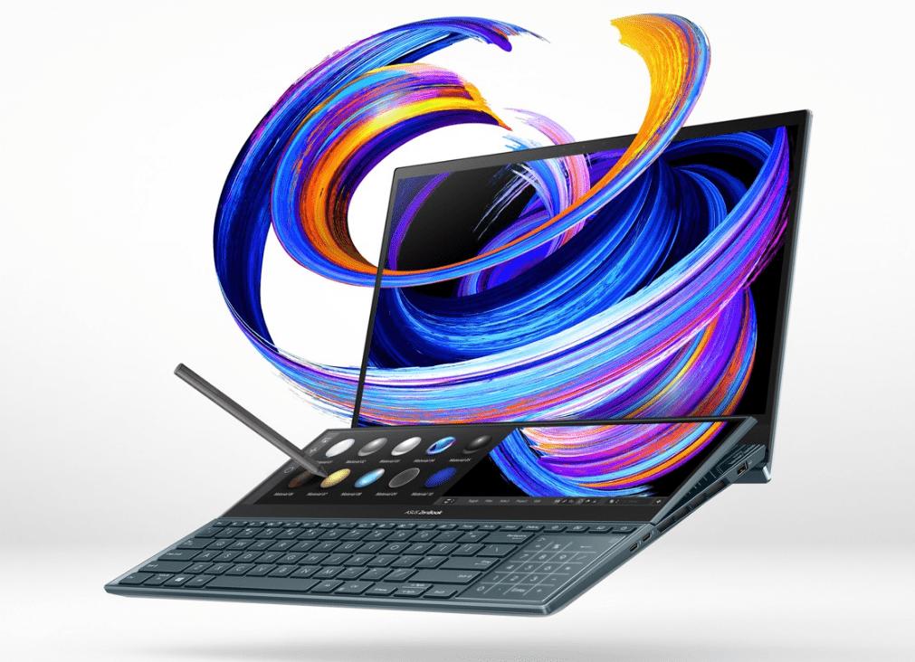 Asus Zenbook Pro Duo 15 – Specification