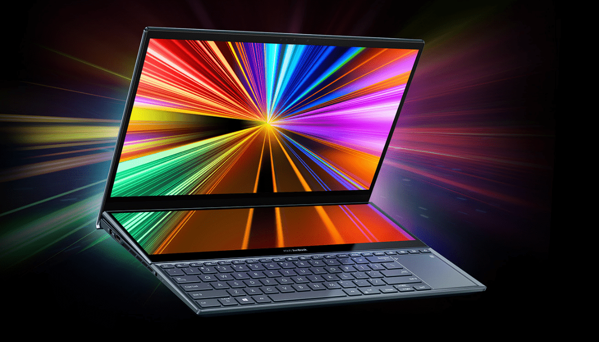Asus Unveiled Asus Zenbook Dua 14, Zenbook Pro Due 15 Coming Wih Two OLED Screens, High-end Intel CPUs In India