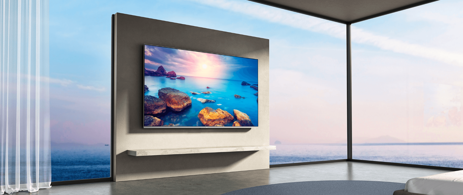 Mi QLED TV 75 Ultra-HD Smart Android TV – Specification And Features