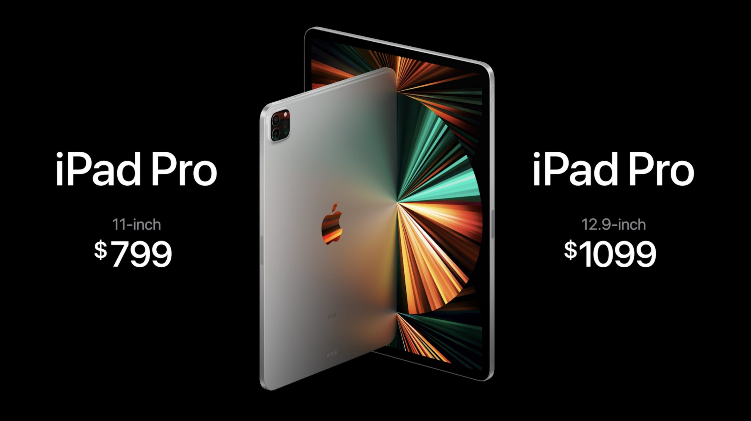 iPad Pro - Pricing And Availability