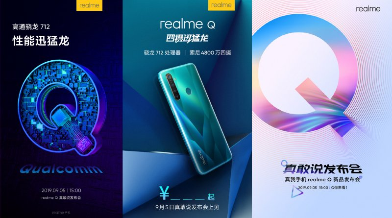 Realme To Introduce New Realme Q Series Which Is Expected To Come With Balance Of Decent Performance & Aggressive Pricing