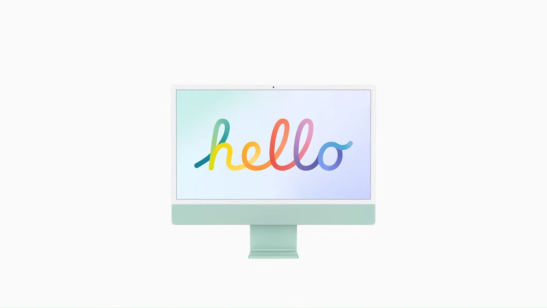 10:53 - iMac 2021 - Official Look