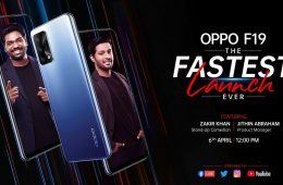 Oppo Launches Oppo F19 Powered By Snapdragon 662 At A Price Tag Of Rs. 18,990, Here Are More Details
