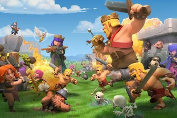 SuperCell Clash Games