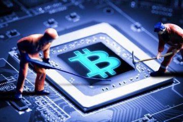 bathtub heated by Bitcoin mining