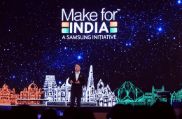Samsung Starts Display Panels Production Of Smartphone In India As Part Of Make In India Initiative, Says Report