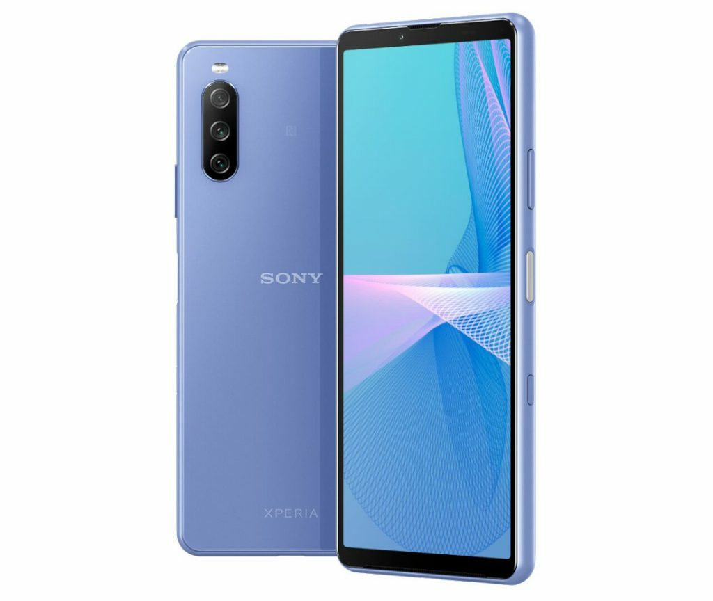 Sony Xperia 10 III - Official Look