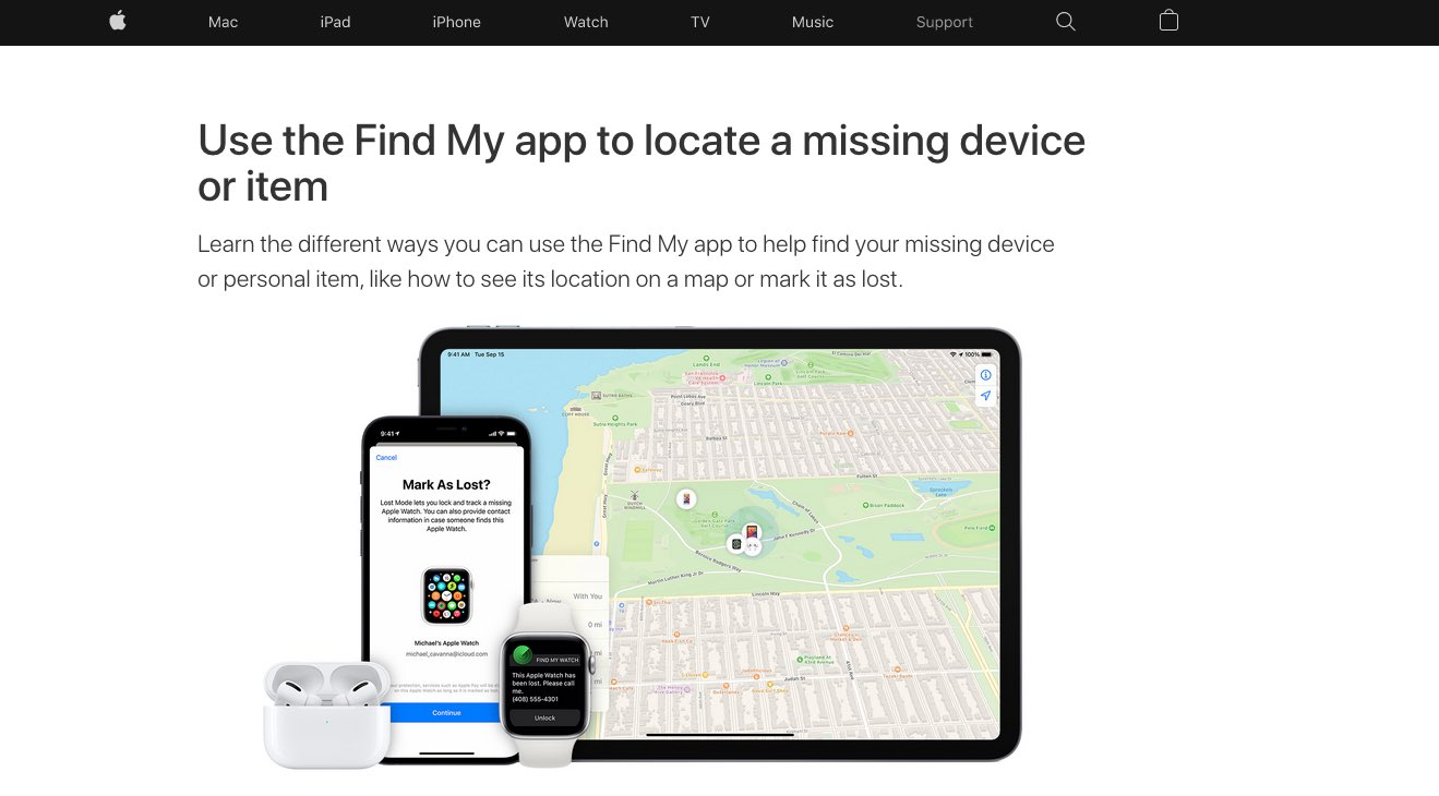 10:38 - Find My App By Apple