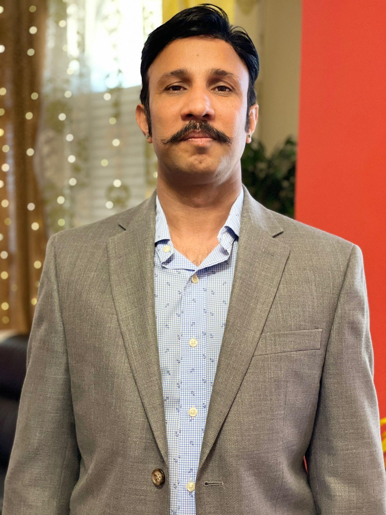 Narendra Singh Solanki, Co-Founder & CTO,