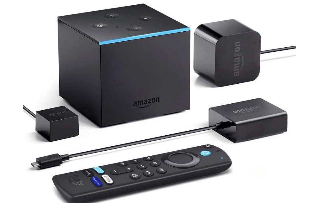 Amazon Announced Fire TV Cube 4K Streaming Box In India – Great Competitor Call for Apple TV 4K