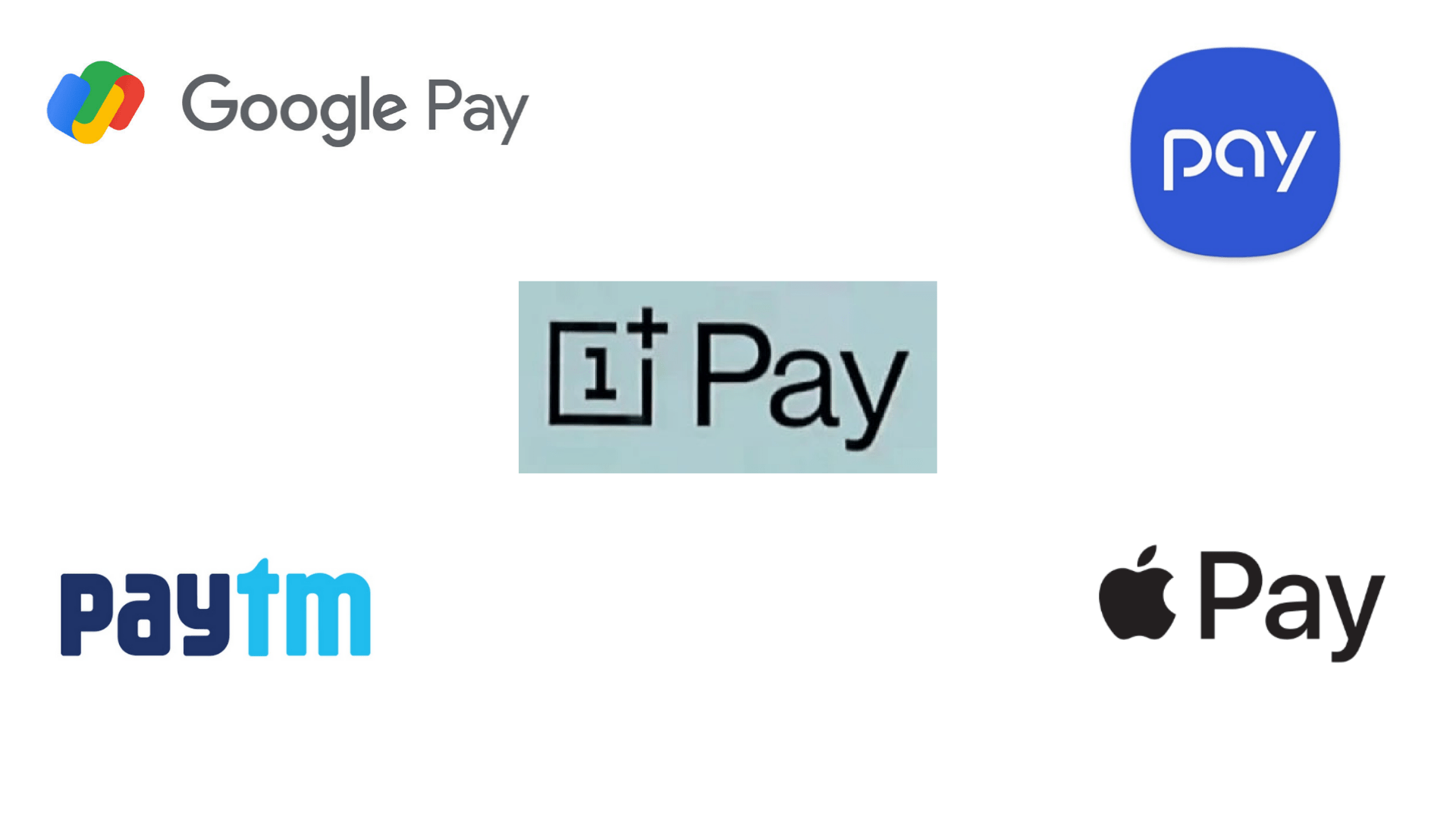 OnePlus Pay To Compete Aganist Massive Digital Payment Competitors In India Which Includes Apple Pay, Samsung Pay, Google Pay, and PayTm
