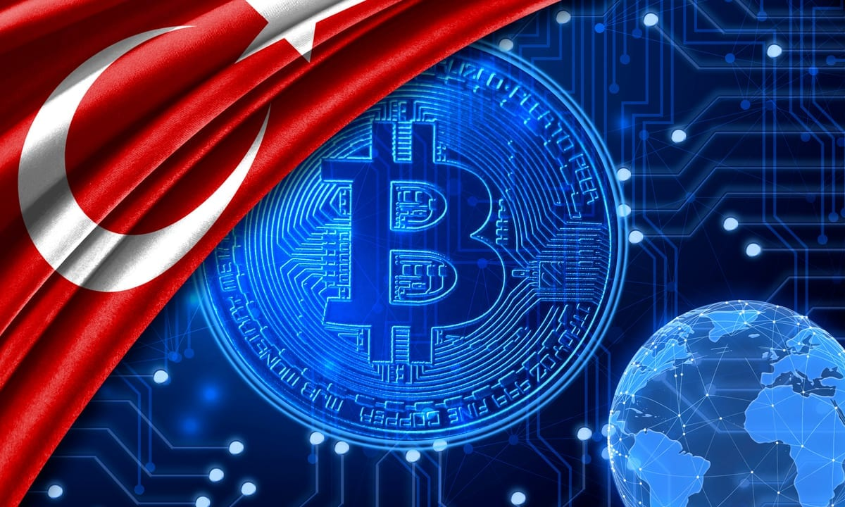 Bitcoin and Ethereum banned in Turkey