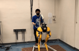 This Humanoid Robot Learned By Itself To Walk With The Help Of AI & Reinforcement Learning.