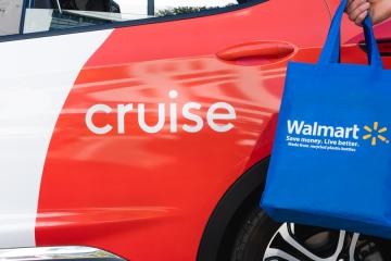 Walmart Cruise