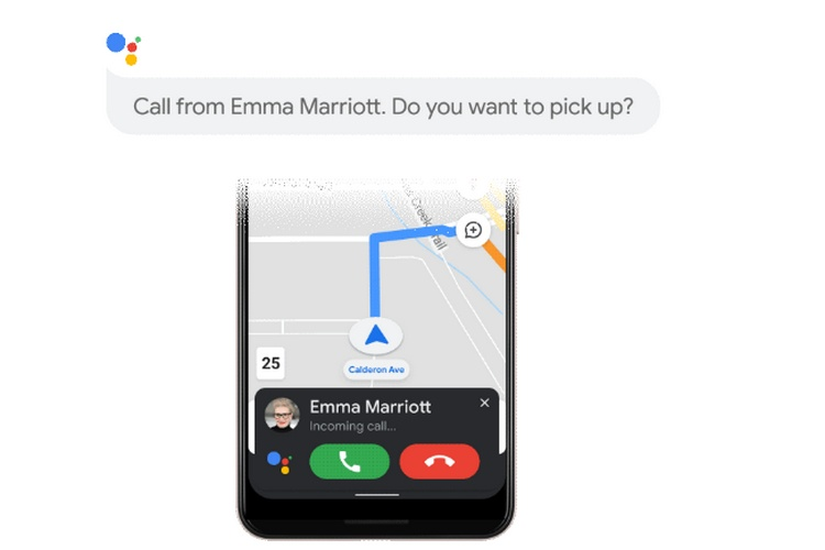 "Google Extends ""Google Assistant Driving Mode"" Expanded To India"
