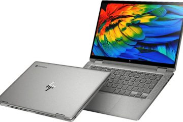 HP Unveils The Renewed Version For HP Chromebook x360 14c Which Will Come With 11th Gen Intel CPU & SSD
