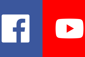 Facebook YouTube