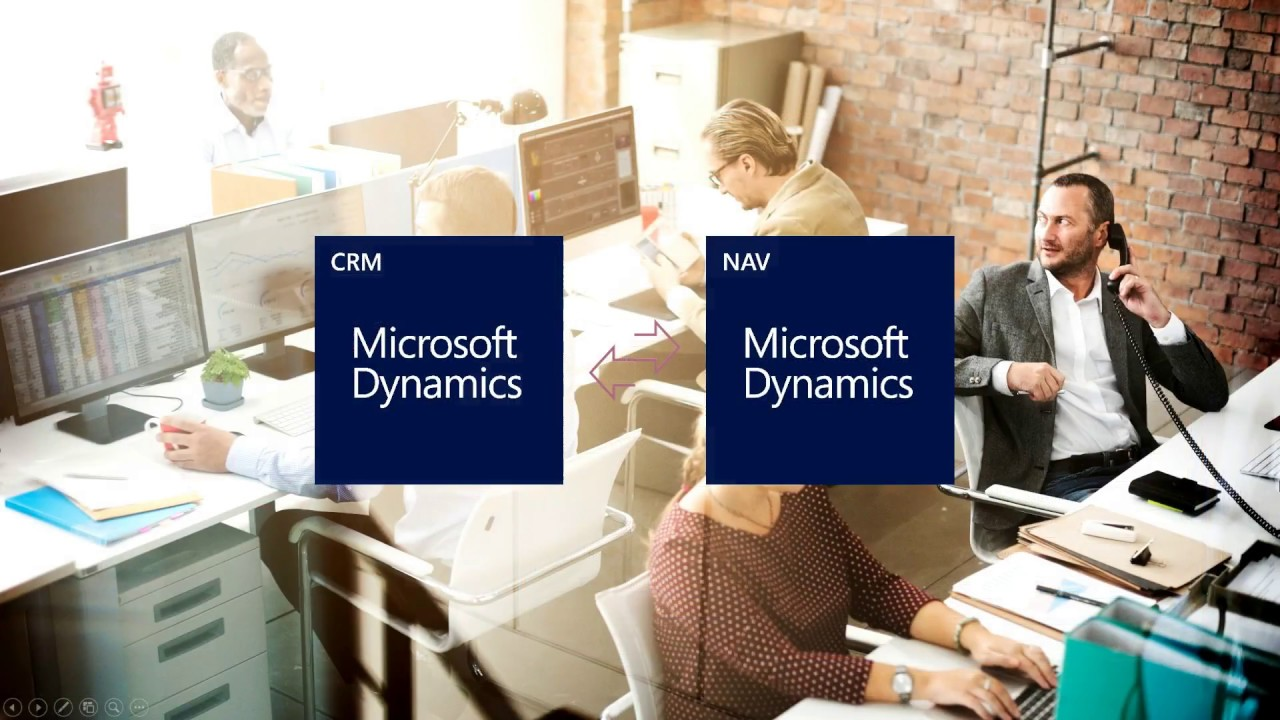 Microsoft Dynamics NAV CRM integration supports decisions, teams, and profit margins through the solid and sturdy connection of your most essential systems.