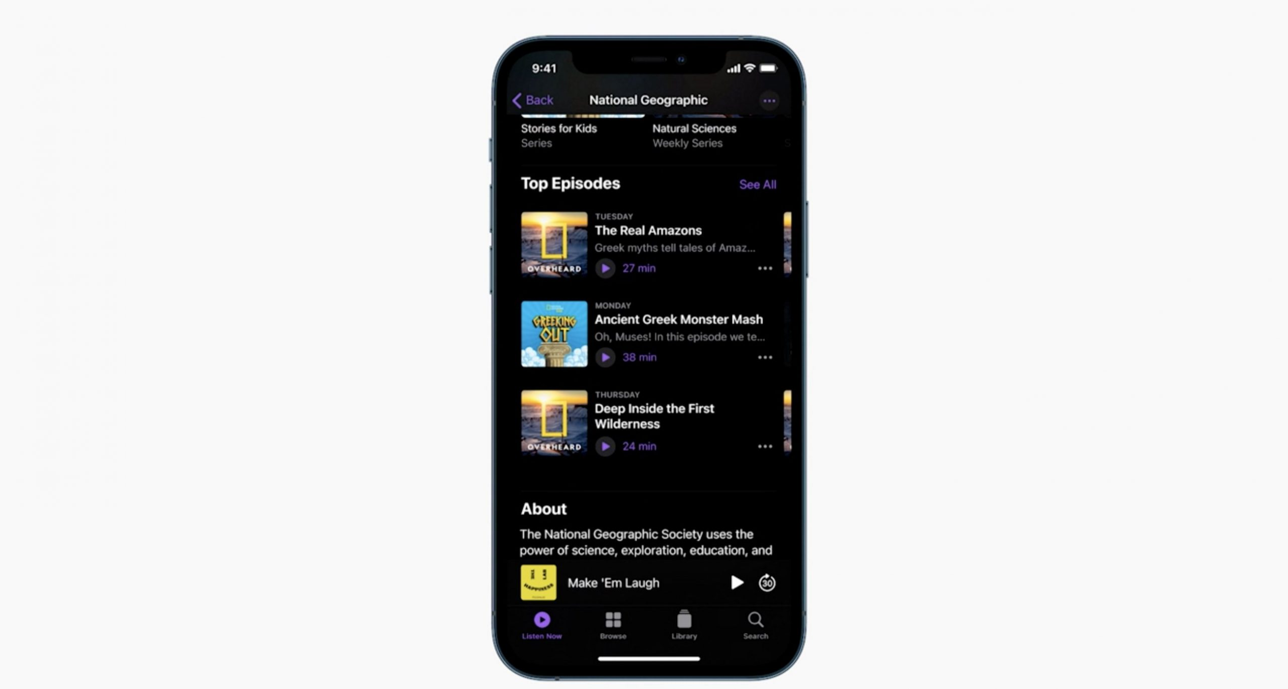 10:34 - Apple Podcast Launched By Apple With New Features