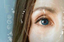 AI eye tracking