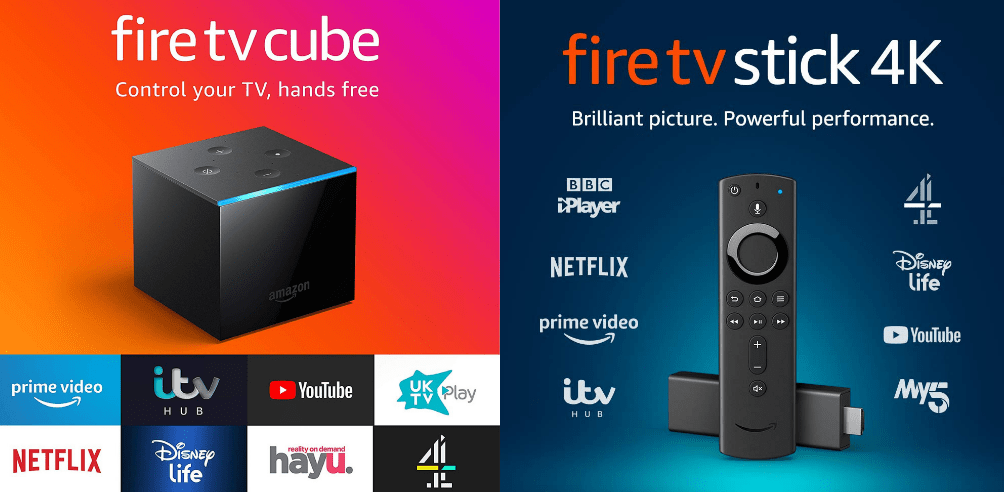 Amazon Fire TV Cube 4K – Specification, Features
