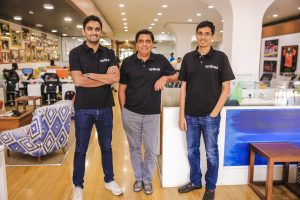 Founders of upGrad-