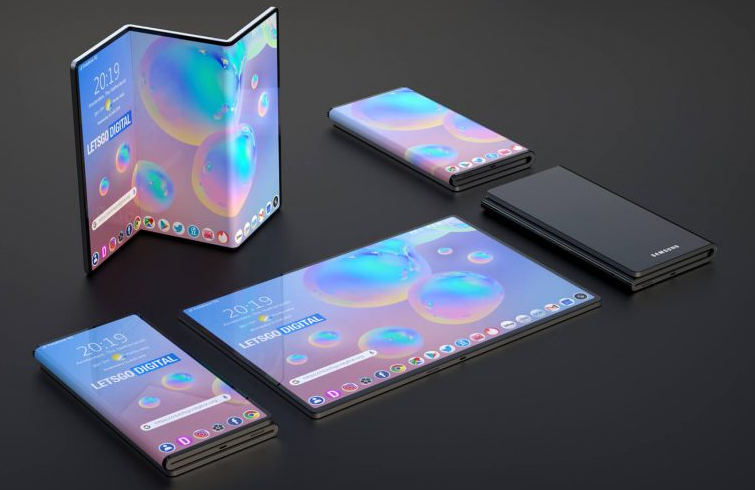 How Foldable Smartphone Started?