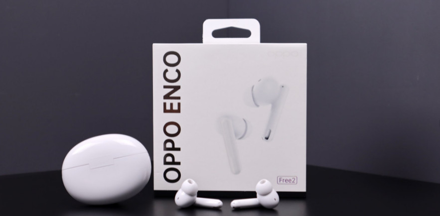 Oppo Announced Enco Free 2 TWS Earbuds With New Design, ANC & DYNAUDIO Tuning