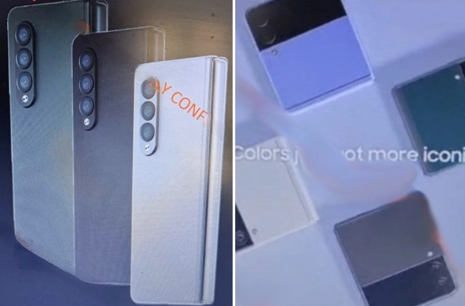 Samsung's Upcoming Galaxy Z Fold 3 & Z Flip 3 Leaked Ahead To Launch Showing New Design, Camera Feature & S-Pen
