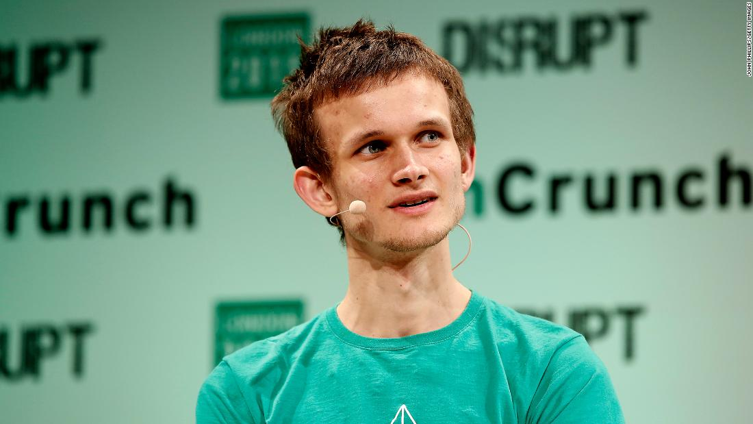 Vitalik Buterin is going to voice a cat