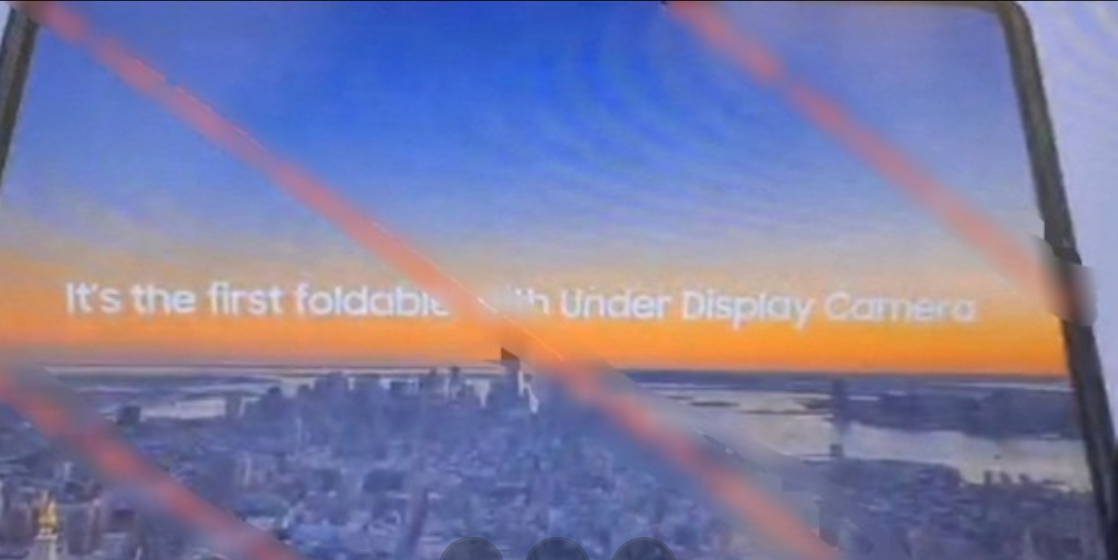 Upcoming Samsung Galaxy Z Fold 3 (Leaked)