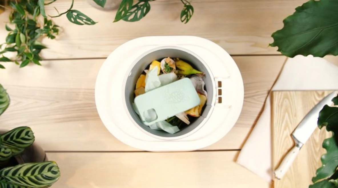 Compact Home Composter By Lomi
