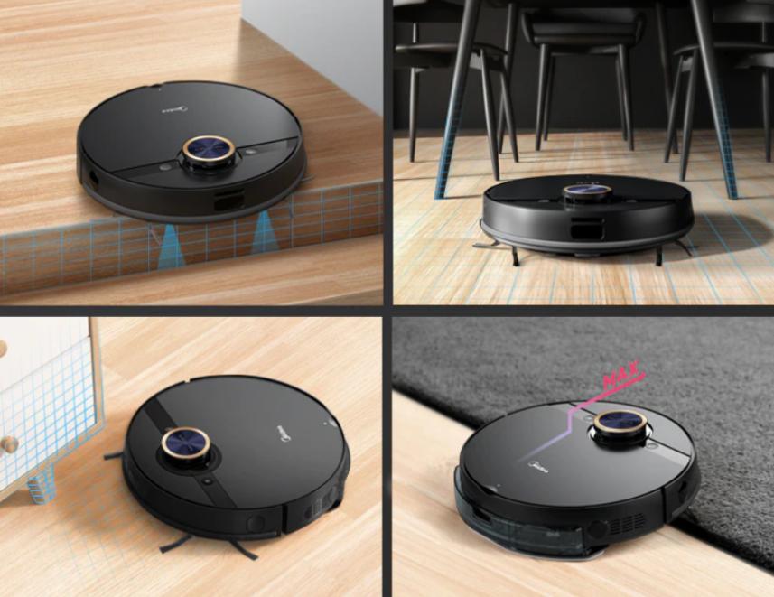 Midea M7 Pro Robot Vaccum Cleaner - Pricing Details
