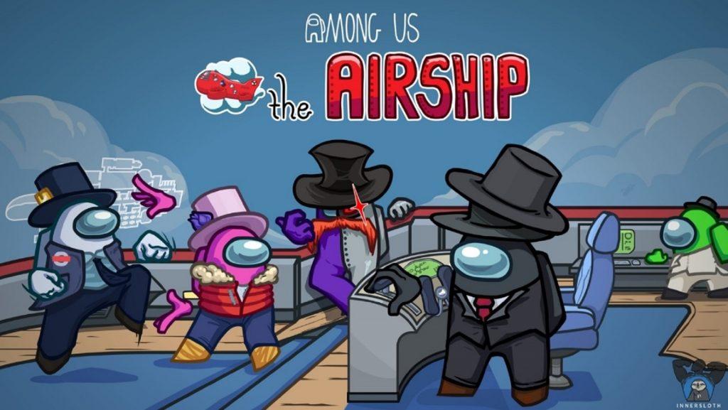 The Airship map