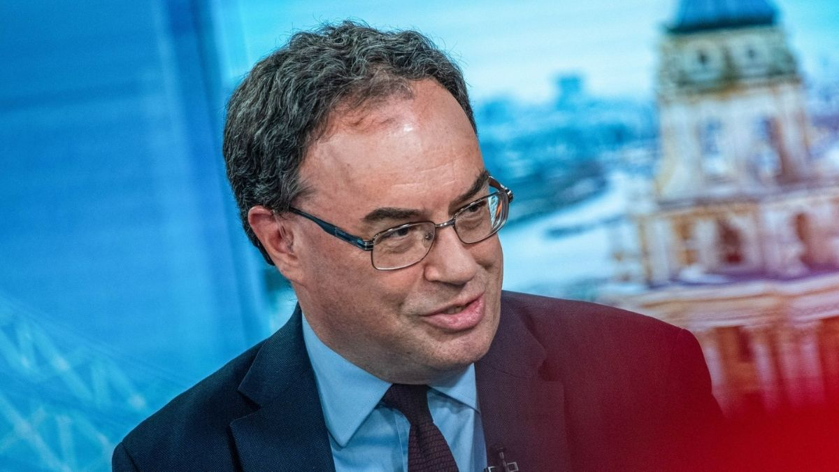 Andrew Bailey, BOE's Governor