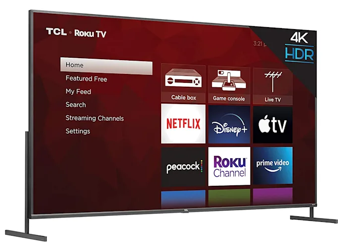 TCL's New 85-Inch 4K Smart TV