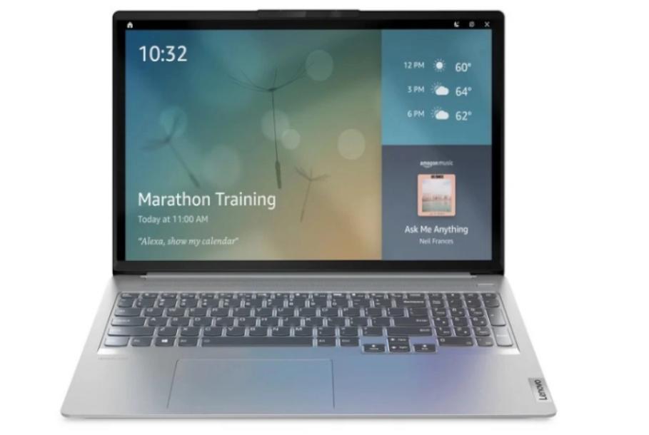Alexa Show Mode – An Echo Show Platform For Lenovo Laptops
