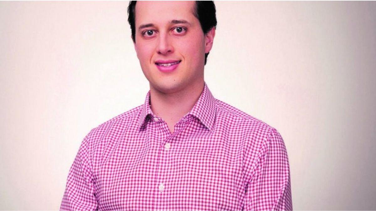 Daniel Vogel, CEO of Bitso