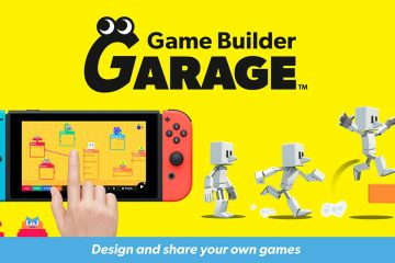 This Nintendo's Game Builder Garage Can Help You Build Your Own Games