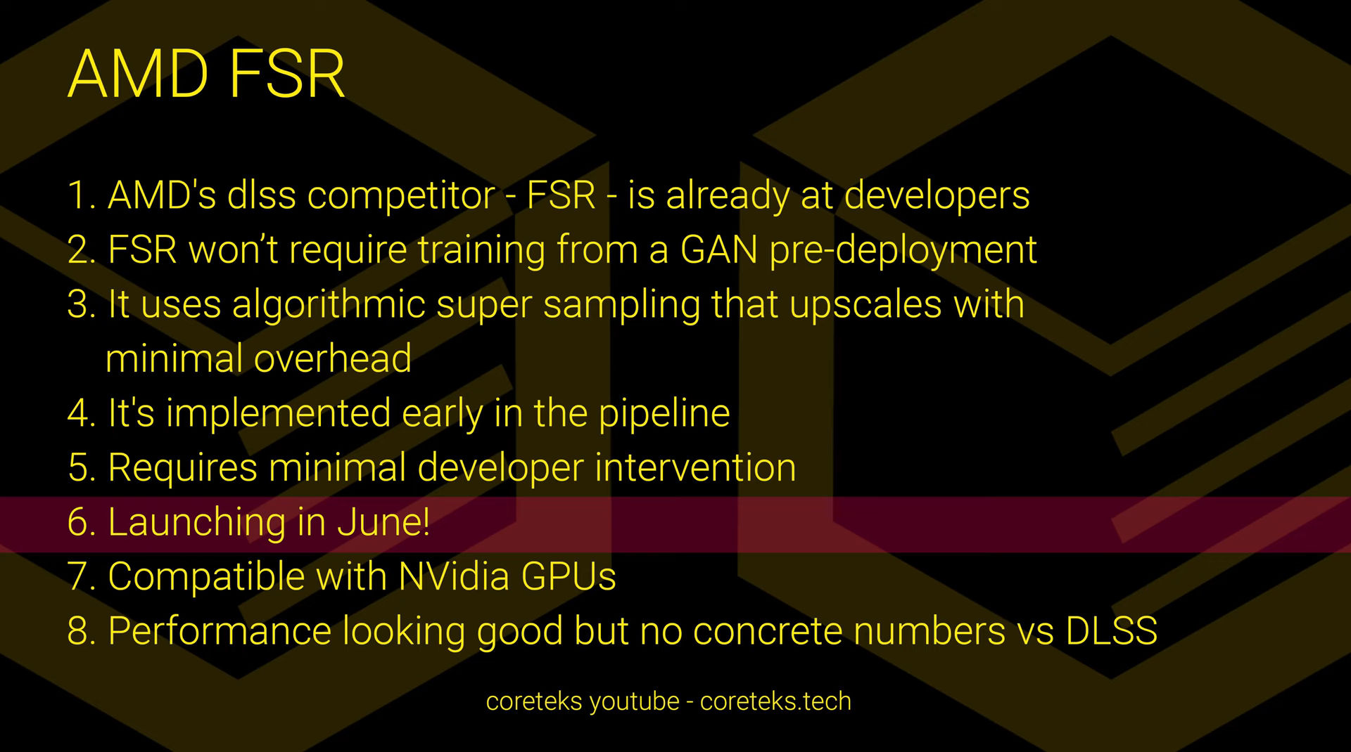 What You Should Know About FSR?