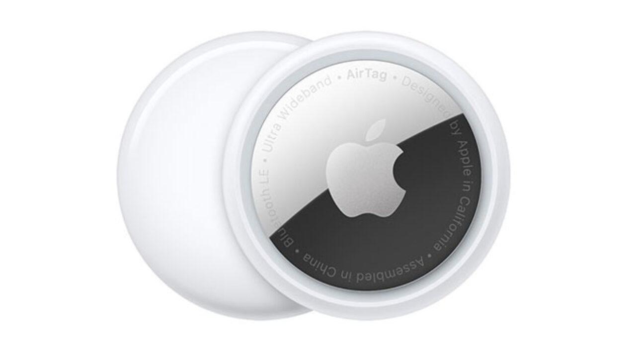 Hacked Apple Air Tag