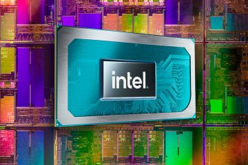 Intel Launches Its New 11th Gen Tiger Lake-H Series Laptop Processors