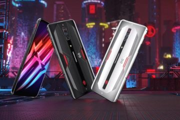 Red Magic Teases Red Magic 6R Which Will Feature 400Hz Display & Dual Touch Gaming Shoulder Button