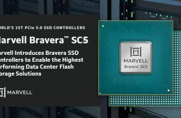 Marvell Officially Announces The First PCIe 5.0 NVMe SSD Controller Supporting Upto 14GB/s Speed