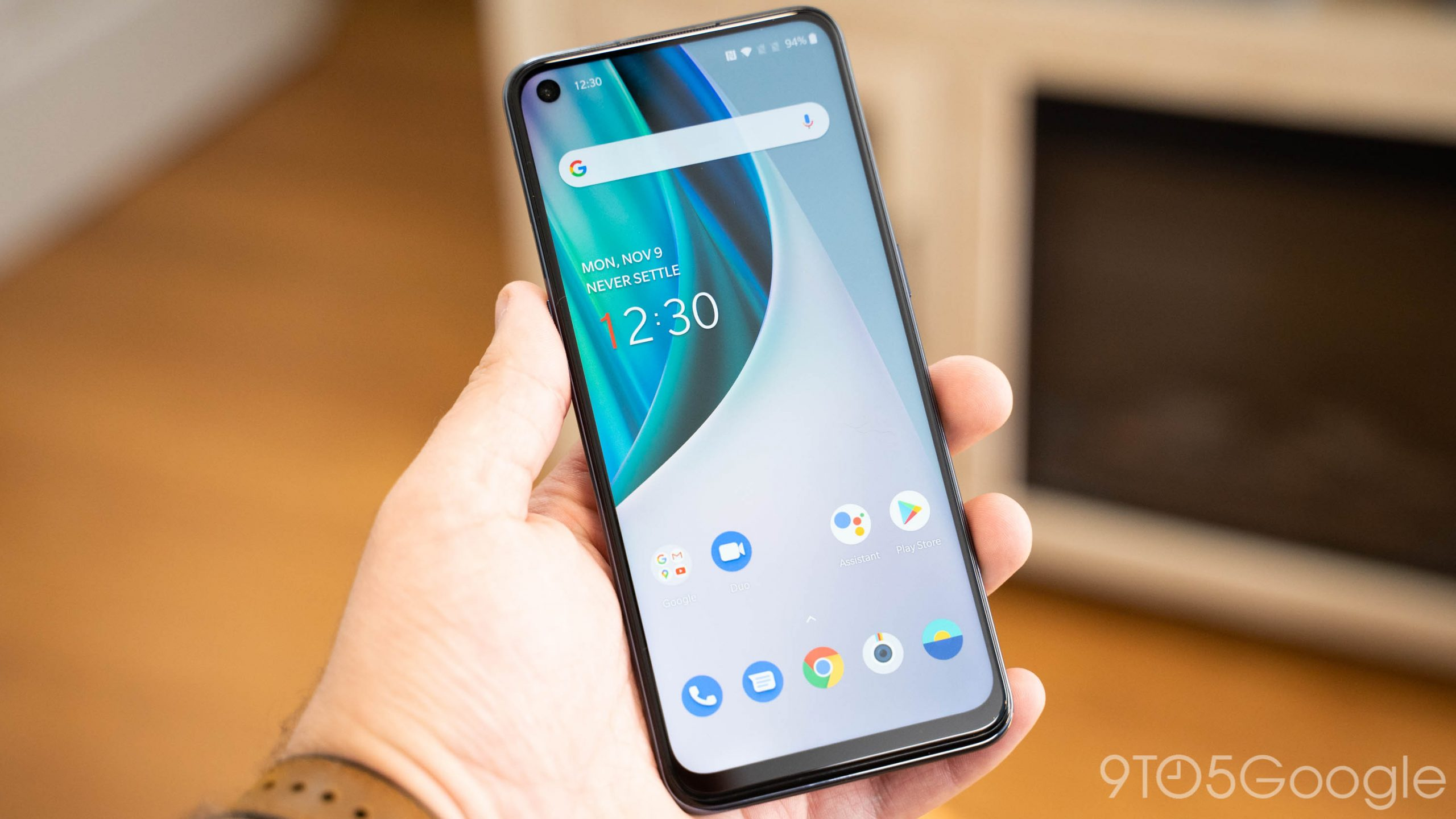 OnePlus Nord CE 5G With Snapdragon 750G