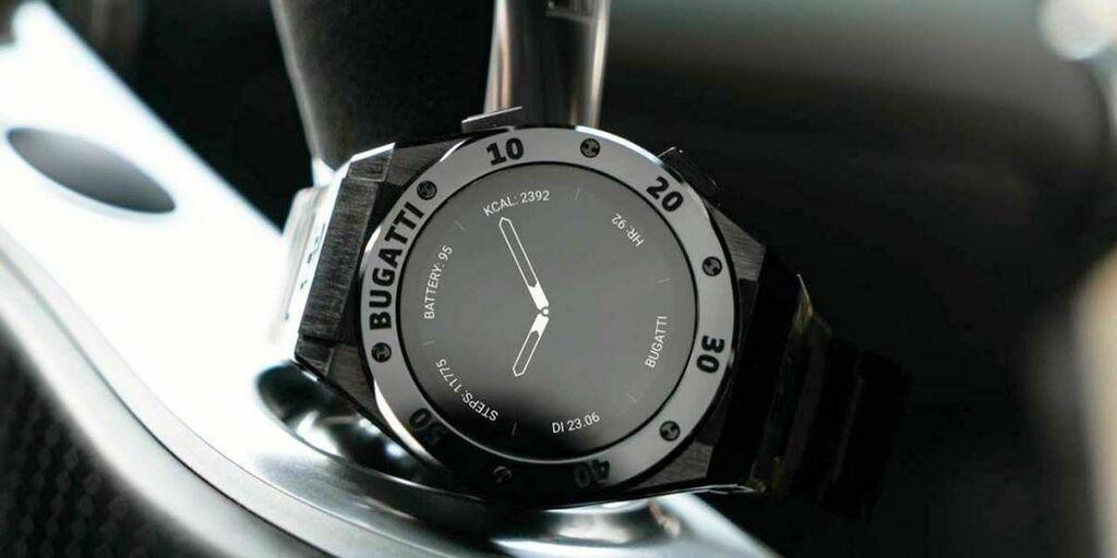 Bugatti Smartwatch – Pricing Details