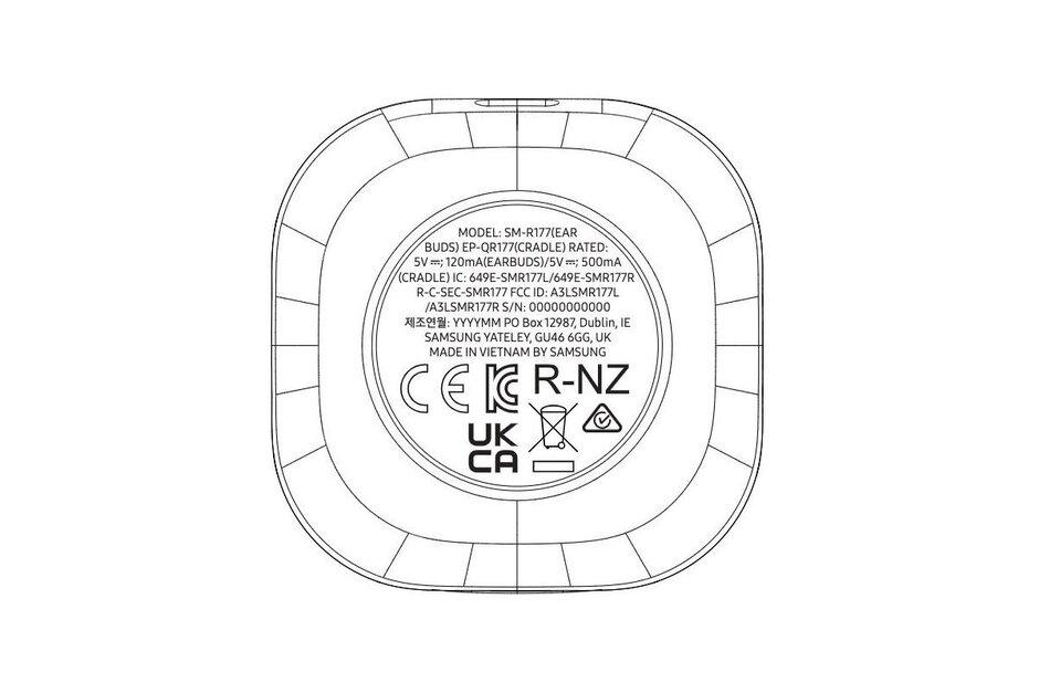 Upcoming Samsung Buds 2 - Design & Key Specification Leaked Via FCC Certification Listing