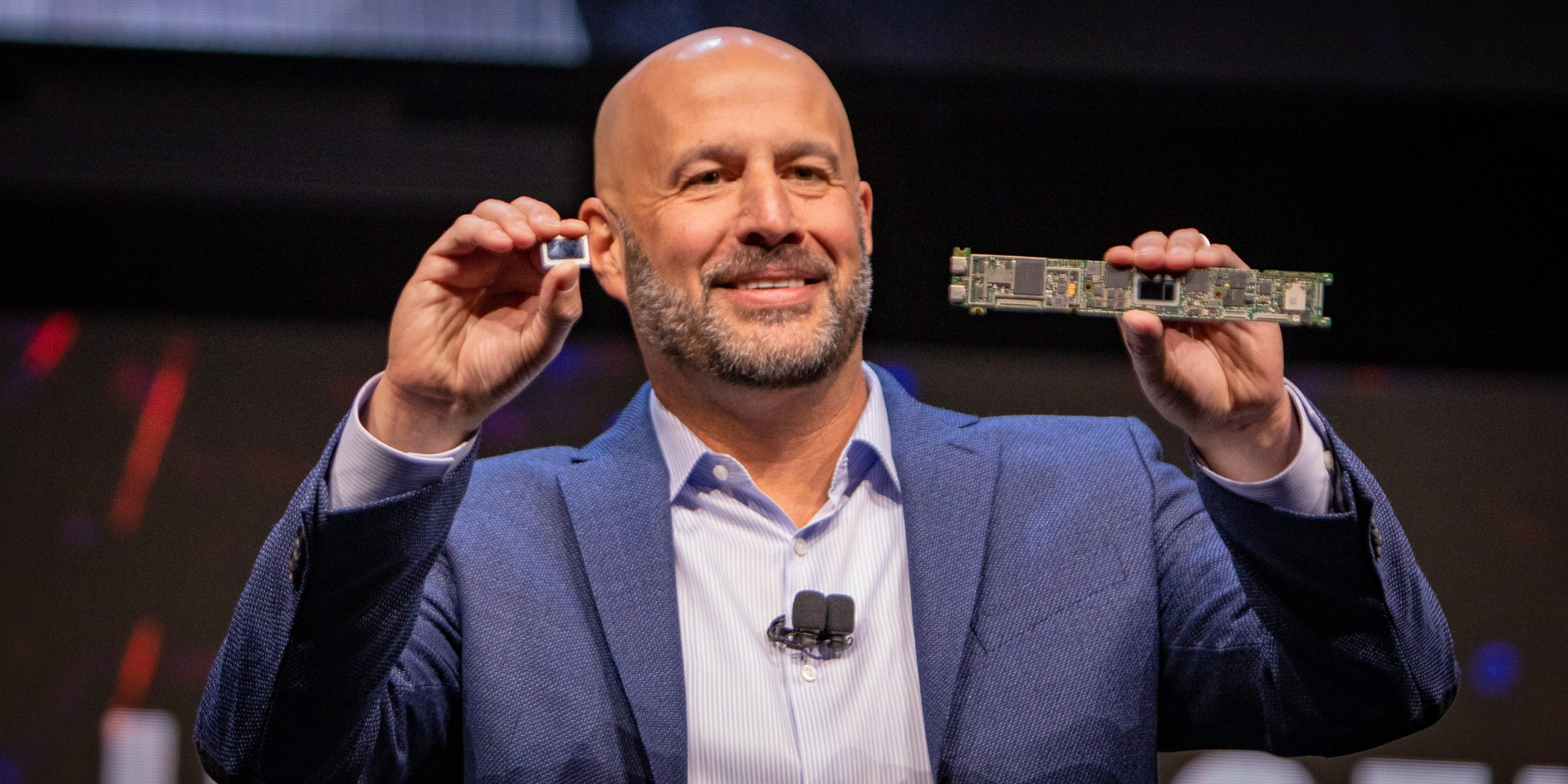 Intel Launches Two New Tiger Lake U-Series CPU & 5G Solution 5000 At Computex 2020 Event
