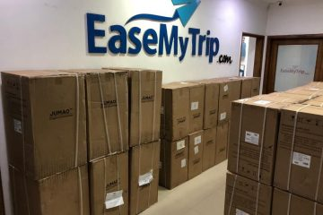 EaseMyTrip_imports_oxygen_concentrators