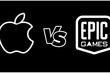 Epic v/s Apple